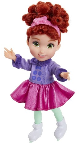 "AMAZON: Fancy Nancy Winter Wonderland Doll, 10"" Tall – PRICE DROP!!!"