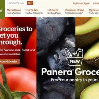 Panera Bread Now Sells Groceries - Save $5 Off Your $15 Order