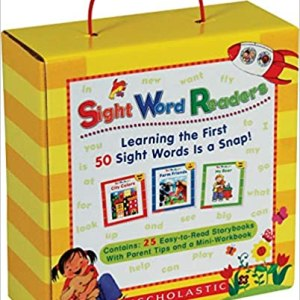 Amazon: Sight Word Readers Parent Pack Now $12.63 (Reg. $22.99)