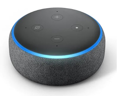 KOHL'S: Amazon Echo Dot Smart Speaker with Alexa $24.99 (Reg. $50)