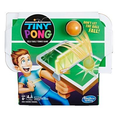 WALMART: Tiny Pong Solo Table Tennis Kids Electronic Handheld Game