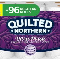 AMAZON: Quilted Northern Ultra Plush Toilet Paper, 48 Double Rolls