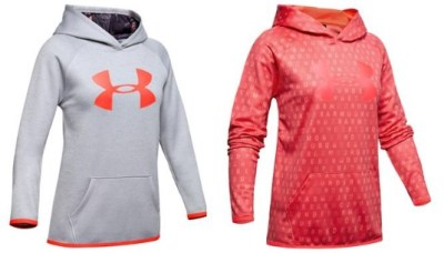 KOHL'S: Under Armour Hoodies Starting at ONLY $12 (Regularly $40) – Many Styles!