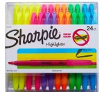 AMAZON: 24 Count Sharpie Accent Pocket Highlighters, Chisel Tip for $9.48 (Reg. Price $28.38)