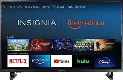AMAZON: 32 Inch Insignia Smart HD TV – Fire TV Edition for $139.99 Shipped! (Reg.Price $170)