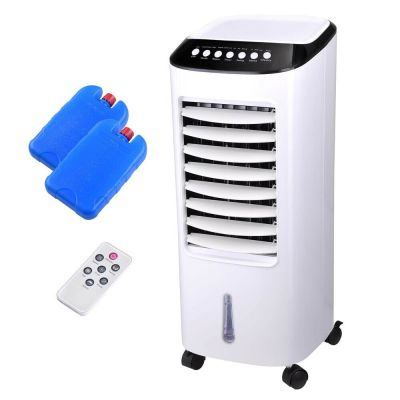eBay: Portable Air Cooler Fan Indoor Evaporative Cooling Humidifier Remote Control 7L $95.99 (REG. $200.00)