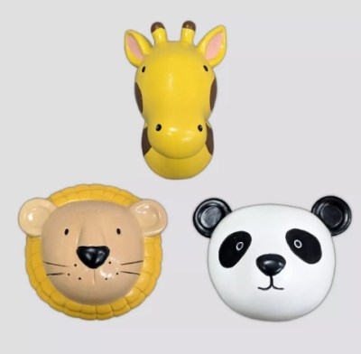TARGET: 3pk Resin Animal Figurals - Bullseye's Playground™ For ONLY $3.00