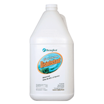 WALMART: Benefect Botanical Disinfectant 10 LBs For $53 Shipped!