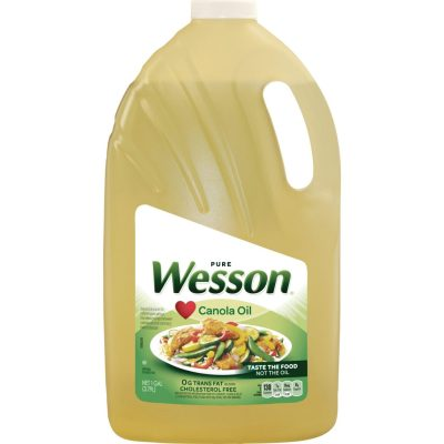 WALMART: Wesson Pure Canola Oil 1 Gal For $6.98 + Store Pickup