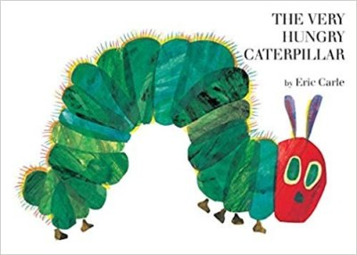 AMAZON: The Very Hungry Caterpillar Board Book For $4.16 + Free Prime Shipping