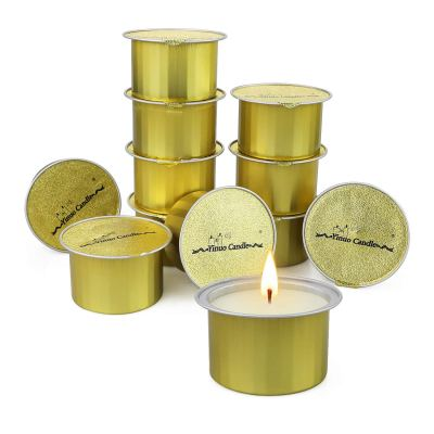 AMAZON: 12 Pack Large Citronella Scented Candles $12.99 WITH CODE 63F7DBRR