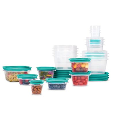 WALMART: 42-Piece Set Rubbermaid Press & Lock Easy Find Lids Food Storage Containers $19.99 (Reg $49.99)