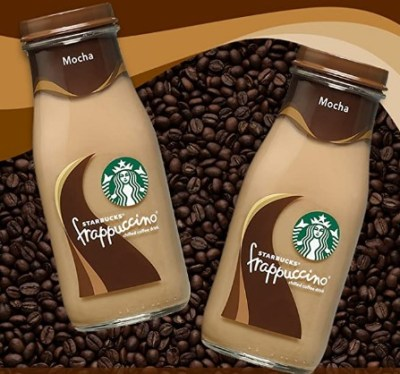 AMAZON: 15 Count Starbucks Frappuccino, Mocha as low as ONLY $11.54 (76¢/bottle)