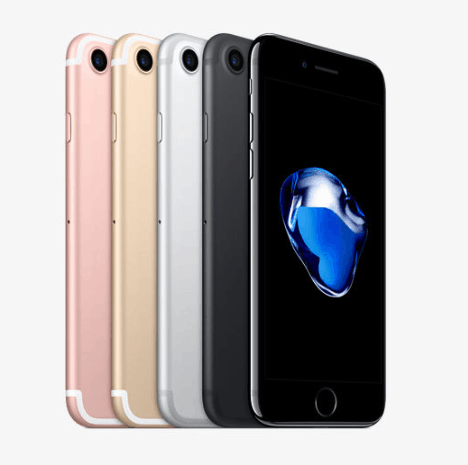 FREE Apple iPhone 7 32GB Smartphone w/ New Line at Verizon
