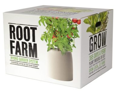 WALMART: Root Farm Hydroponic Garden System For $99.99 (Was $127) + Free Shipping