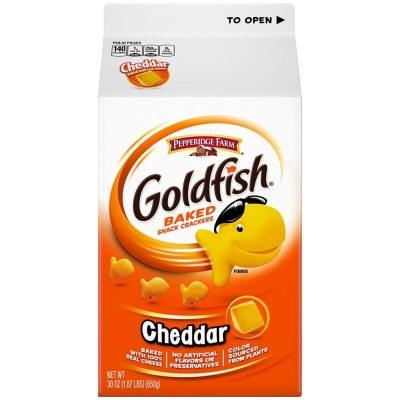 AMAZON: Pepperidge Farm Goldfish Cheddar Crackers $7.48 (Reg. $8.99)