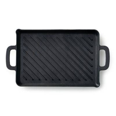 KOHL'S: Food Network Cast-Iron Grill For $14.39 + Store Pickup.