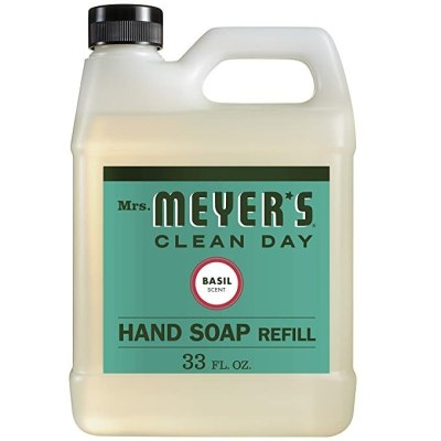 AMAZON: Mrs. Meyer's Clean Day Liquid Hand Soap Refill For $7.76 + Free Prime Shipping!