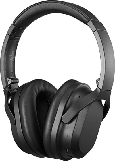 BEST BUY: Insignia Wireless Noise Canceling Over The Ear Headphones For $44.99 (Reg.$99.99) + Free Shipping