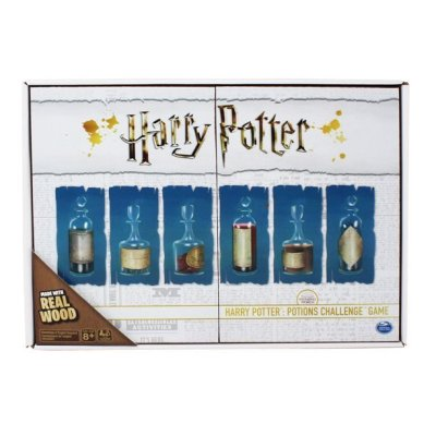 WALMART: Harry Potter: Potions Challenge Game Deluxe Wooden Edition For $9.88 (Was $20) + Store Pickup.