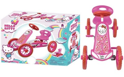 WALMART: Hello Kitty Lil'Turbo Go Kart Ride On Only $49 + FREE Shipping (Reg $79)
