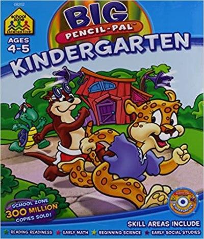 AMAZON: Kindergarten BIG Pencil Pal – PRICE DROP!