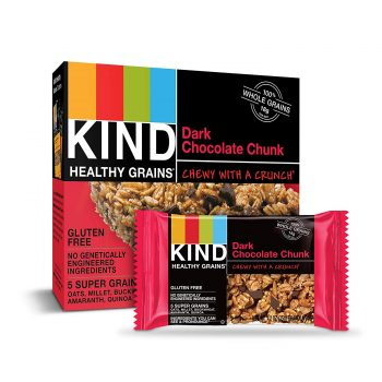AMAZON: 30 Count KIND Healthy Grains Bars, Dark Chocolate Chunk as low as ONLY $10.61 Shipped