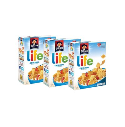 AMAZON: Life Breakfast Cereal, Original, 13oz Boxes (3 Pack), JUST $6.20
