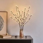 AMAZON: Lighted Willow Branch 30Inch 3PK for $7.70 Shipped! (Reg. Price $21.99)