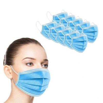 AMAZON: 20 Pcs Disposable Filter Masks 3 Ply Ear Loop Mask For $9.49 + Free Prime Shipping