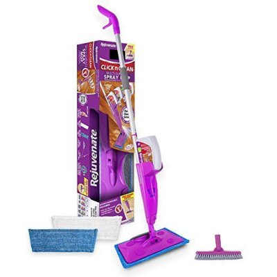 WALMART: Rejuvenate Click N Clean Multi Surface Spray Mop Kit For $19.88 (Was $34)