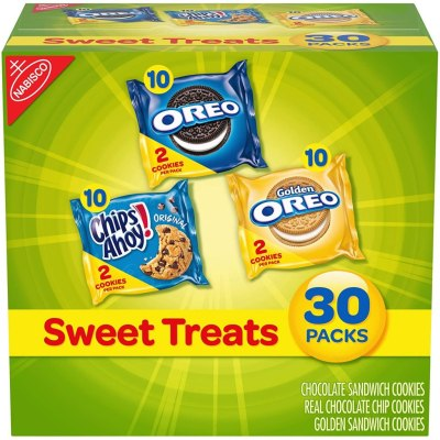 AMAZON: Nabisco Sweet Treats Cookie Variety Pack OREO $6.32 or Less!