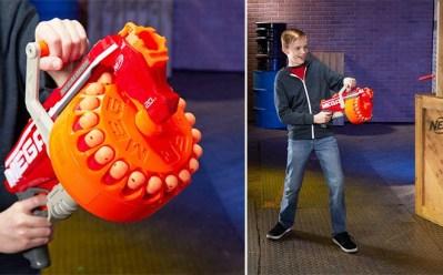 BEST BUY: Nerf Megalodon N-Strike Mega Toy Blaster ONLY $23.99 (Regularly $40)