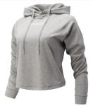 Joe's New Balance Outlet: New Balance Women's Long Sleeve Relentless Crop Hoodie for $14.99 (Reg. Price $54.99)