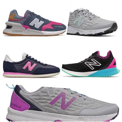 ZULILY: NEW BALANCE SPORTS WEAR AND SHOES, UP TO 55% OFF!