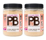 AMAZON: PBfit Sugar-Free Peanut Butter Powder, 13 Ounce (Pack of 2)