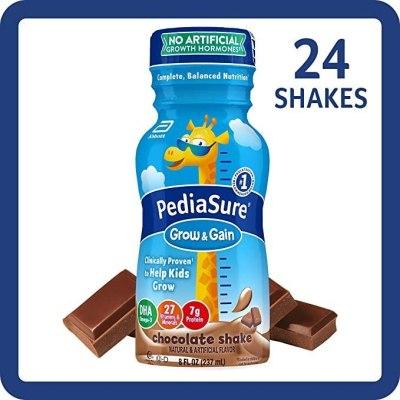 AMAZON: PediaSure Grow & Gain Kids' Nutritional Shake $34.99 (Reg. $55.96) + FREE SHIPPING