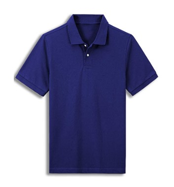 AMAZON: SYHBBD Polo Shirts for Men– Regular Fit Polos for Men $4.80 - $5.10