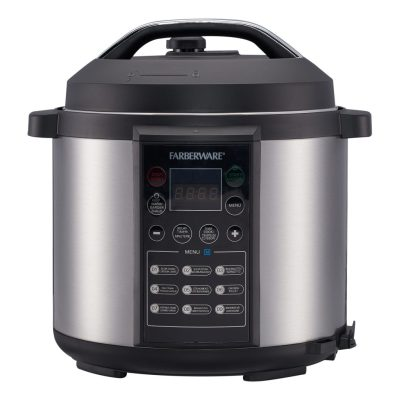 WALMART: Farberware Programmable Digital Pressure Cooker For $49.88 (Was $80) + Free Shipping