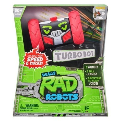 BEST BUY: Really Rad Robots Turbo Bot For $37.99 (Was $49.99) + Free Shipping