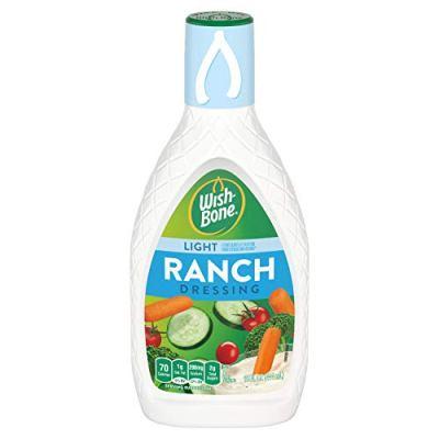 AMAZON: Wish-Bone Light Ranch Dressing Now $1.67