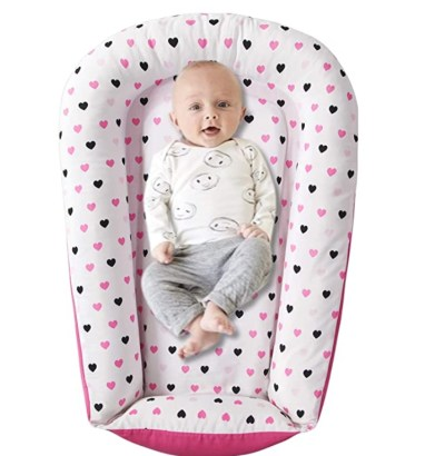 AMAZON: Reversible and Adjustable Baby Lounger for $30.74 Shipped! (Reg. Price $40.99)