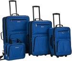 AMAZON: Rockland Journey Softside Upright Luggage Set, JUST $79.00 (REG $239.99)