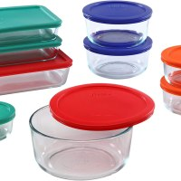 AMAZON: Meal Prep Glass Food Storage Containers – PRICE DROP!