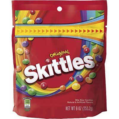 AMAZON: Skittles Original 9-Ounce Bag ONLY $1.78
