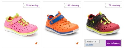 ZULILY: Stride Rite Made2Play Phibian Sneaker Sandals for only $13.99.