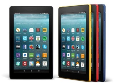 WOOT: Amazon Fire 7″ Tablet & Case as low as ONLY $20.98