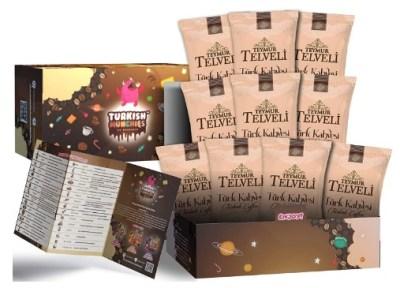 AMAZON: Turkish Coffee - Ground Turkish Coffee Bags 3.500 oz. (Pack of 10) – PRICE DROP!