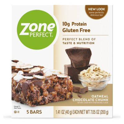 WALMART: ZonePerfect Protein Bars, Oatmeal Chocolate Chunk For $4.97 + Store Pickup