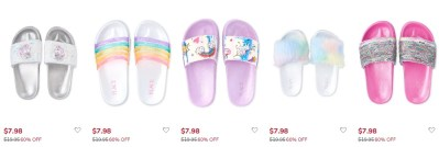 THE CHILDREN'S PLACE: Awesome Kids Shoes and Slides – 60% OFF! + FREE Shipping!